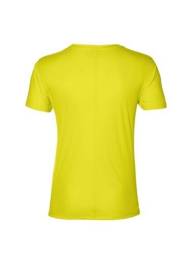 Asics Tişört Sarı
